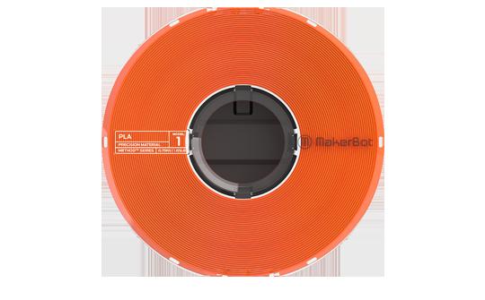 Print PLA orange 1