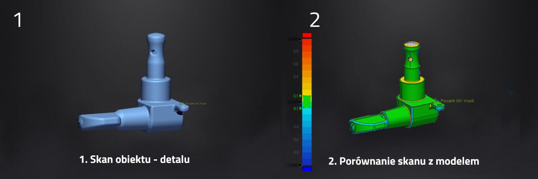 3 skan obiektu i prownanie z modelemv3