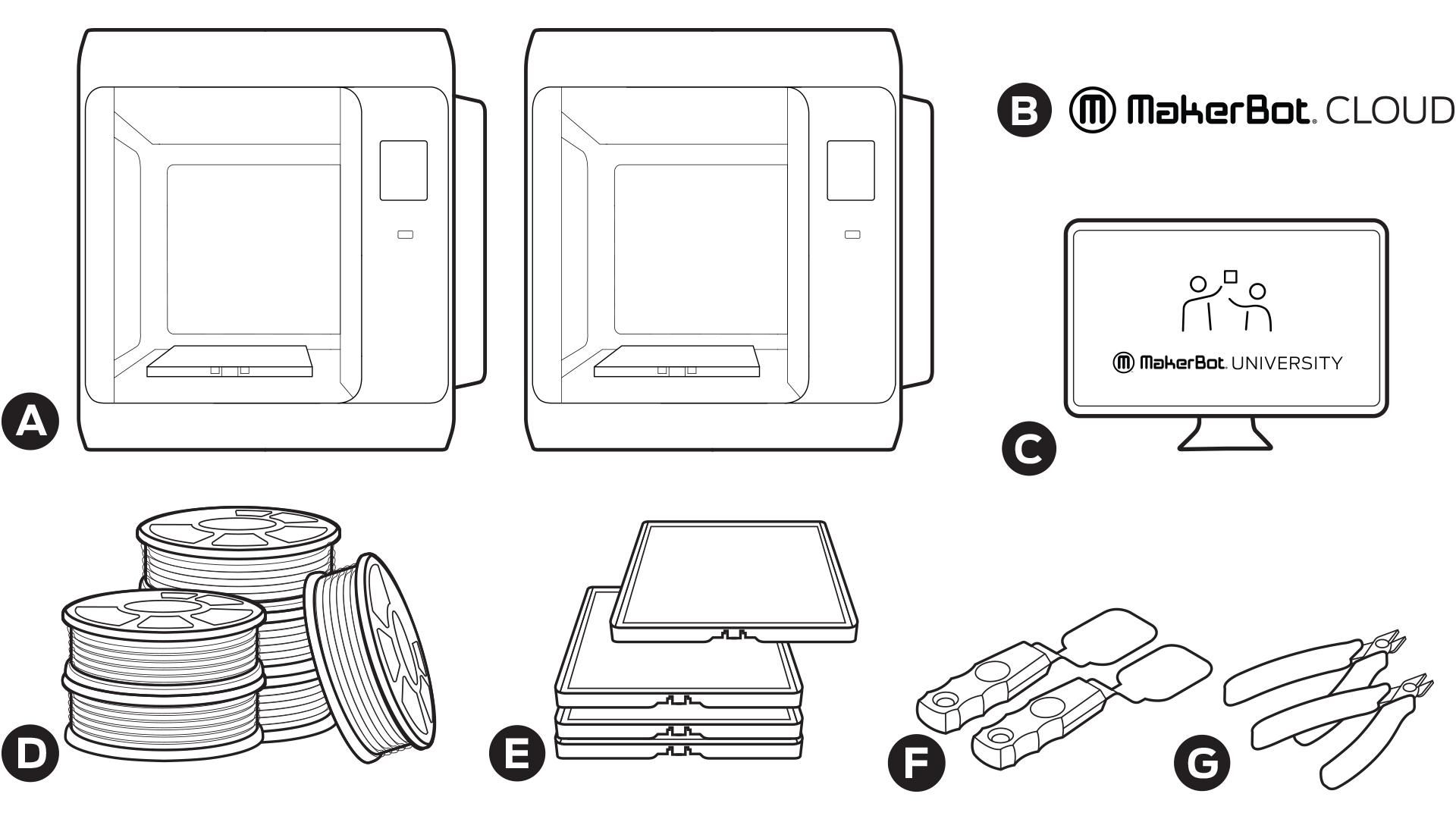 sketch zestaw
