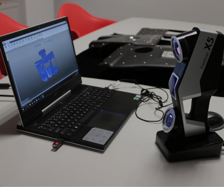 2Dobranie metody do skanowania 3D