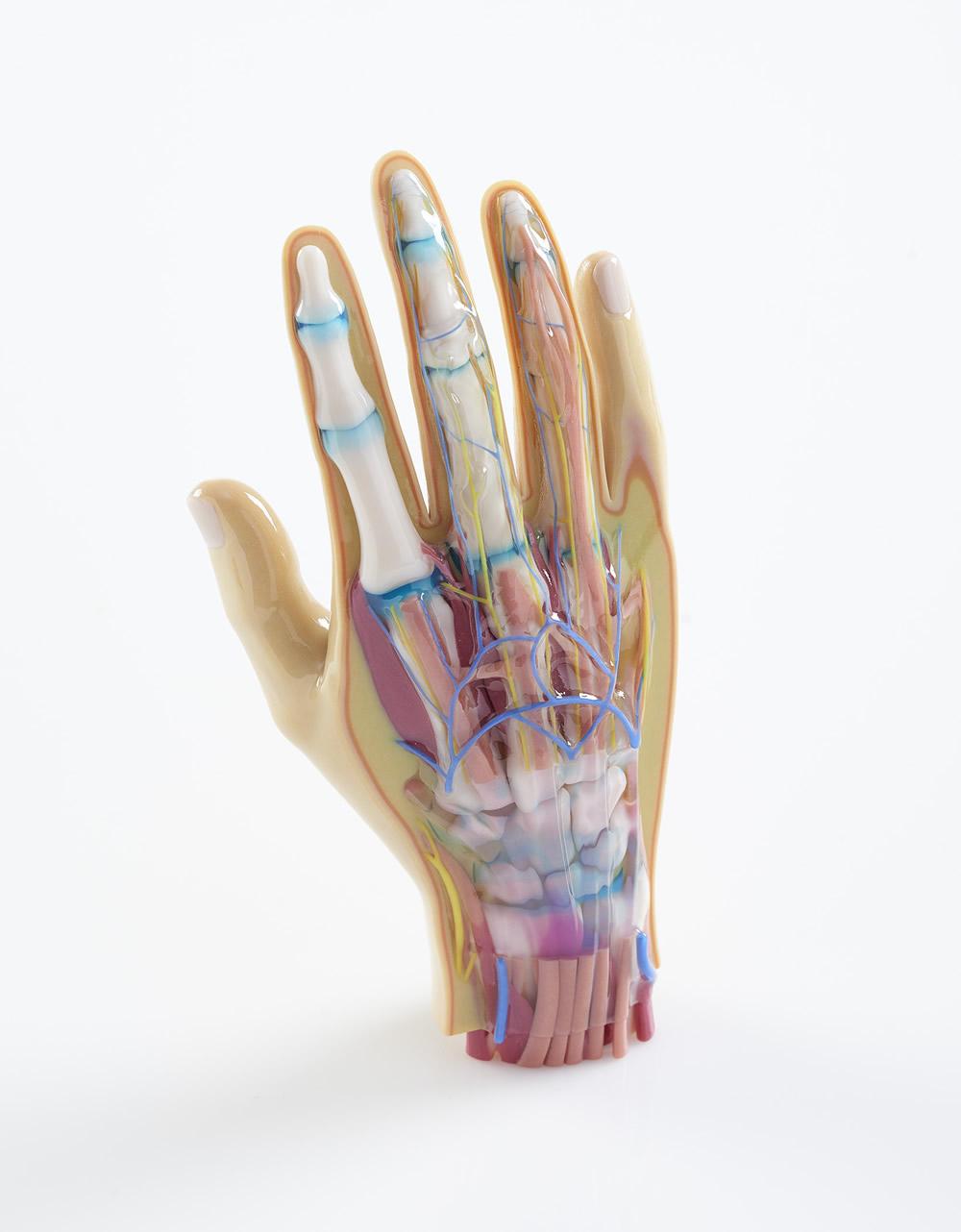 dłoń polyjet