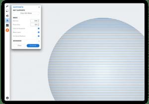 adaptive layer preform