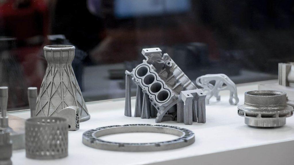 Części i akcesoria wydrukowane za pomocą drukarki 3D