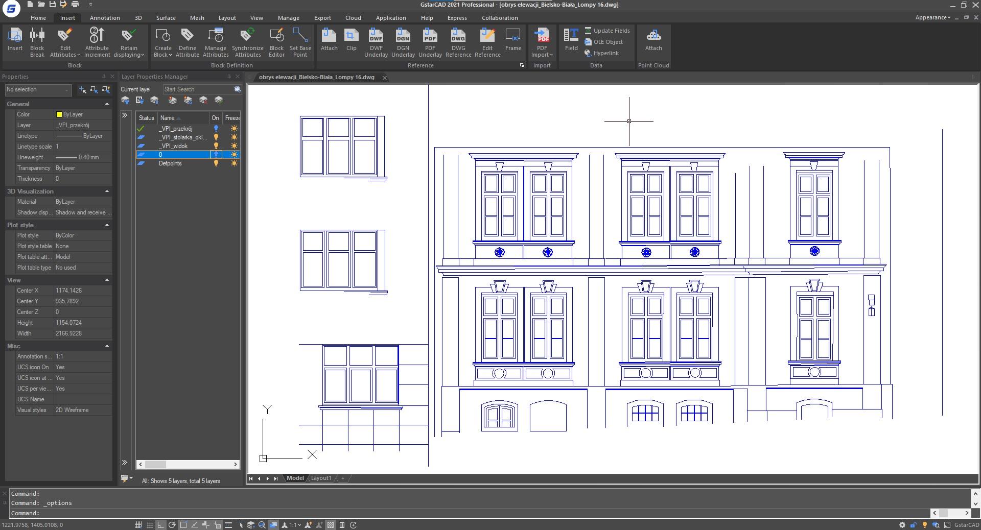 skanowanie 3D budynku